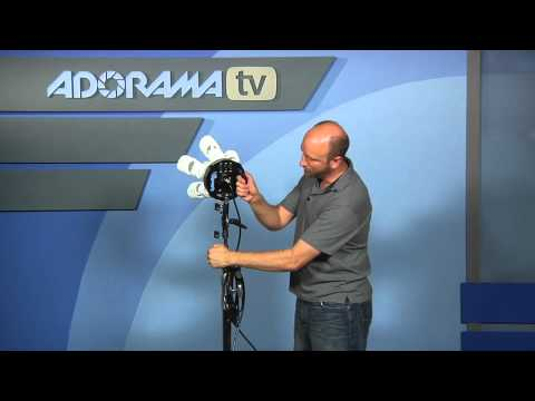 Westcott Spiderlite: Product Reviews: Adorama Photography TV