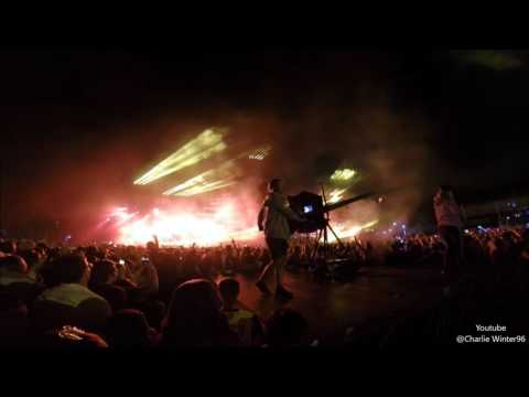 Tiesto - Hey Brother (Shout Out To Avicii) Live @Weekend Festival Sweden 2016 | GoPro