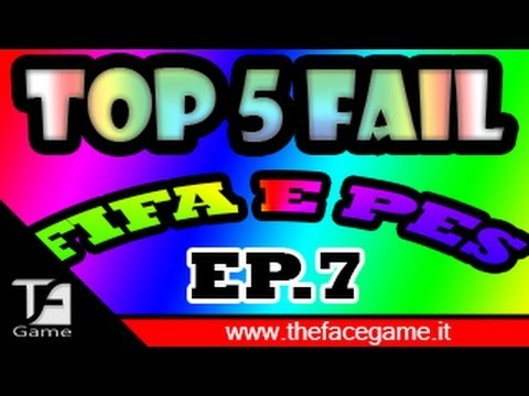 Fail Fifa-Pes - 2012 Top 5 Funny Fail Ep.7