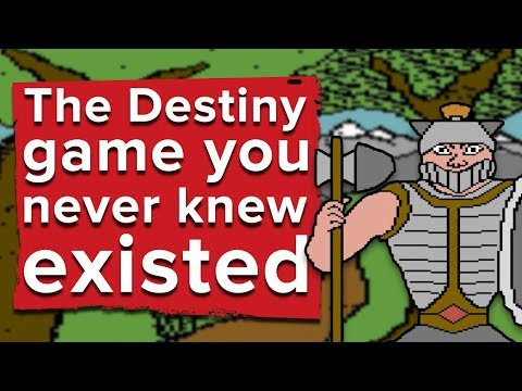 The Destiny game you never knew existed