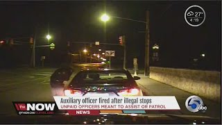 Rocky River auxiliary police officer fired for making illegal traffic stops