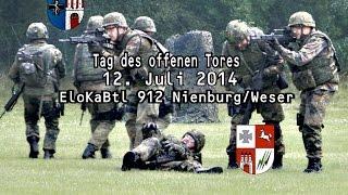 Bundeswehr Unfall ,Schießausbildung Übung EloKaBtl 912 Nienburg