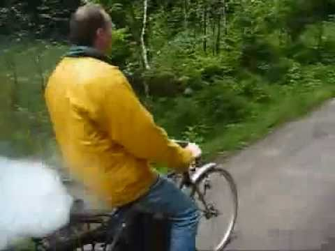 Epic Steam Bike