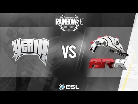Rainbow Six Pro League - Season 7 - LATAM - YeaH! Gaming vs. BRK E-Sports - Week 4