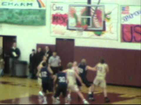 Devin Collier West Michigan lutheran High School - 01/29/2011