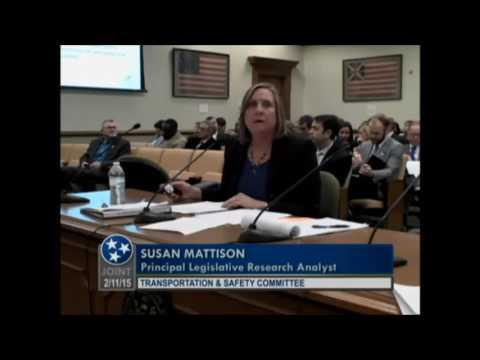 Tennessee Transportation Funding Presentation