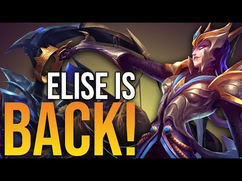 THE NEW BUFFS MADE ELISE OP AGAIN - HOW TO DOMINATE EP. 21