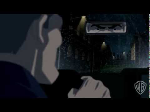 Batman-The Dark Knight Returns Part 1-Police Chase