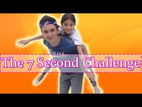 7 Секундното предизвикателство | Mihaella Terz ♥