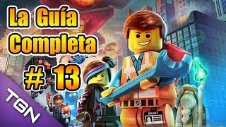 LEGO Movie The Videogame - La Guía Completa en Español - Parte 13 - HD 720p