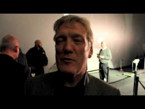 BOBBY WARREN TALKS DERECK CHISORA v TYSON FURY & BILLY JOE SAUNDERS v CHRIS EUBANK JNR / BAD BLOOD