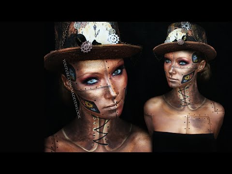 Steampunk Makeup Tutorial | Request