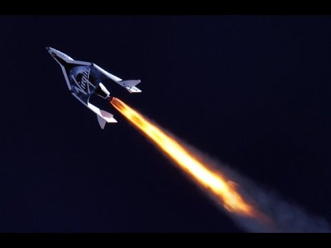 Virgin Galactic - The Dream of Space Tourism & The Risks
