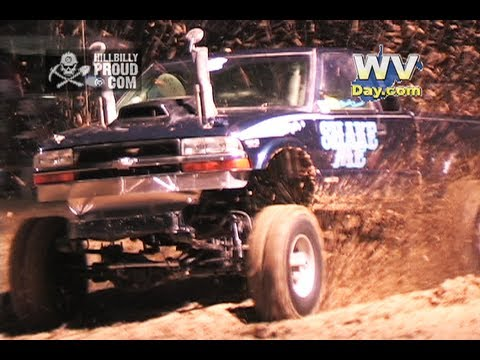 Extreme Hillbilly Motorsports Mud Madness Morehead, KY August 31, 2013