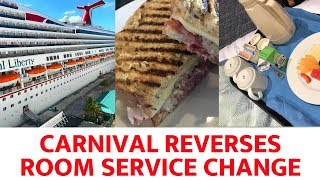 15 Carnival Cruise Line Changes (2018)