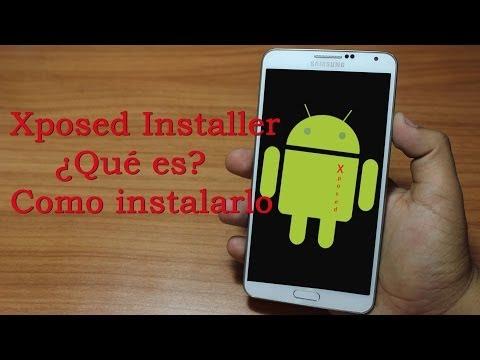 Xposed Installer ¿Qué es? ¿Como instalarlo? // Tu Android Personal