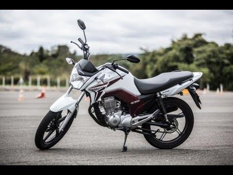 Honda CG Fan 125 2014 Titan 150 2014 - Comercial Lançamento - BlogAuto