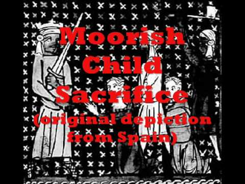Moroccan Moors sold the Black Race into Slavery /