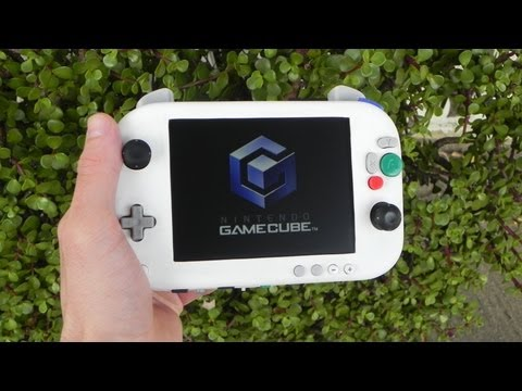 The Envision - Tchay s Second Portable Gamecube