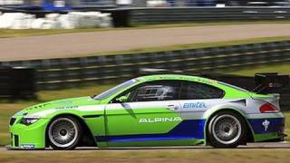 Alpina B6 GT3 racer driven by autocar.co.uk