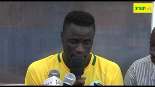 Eliminatoires Can 2017 | Cheikhou KOUYATE
