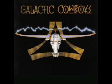 Galactic Cowboys - Breakthrough