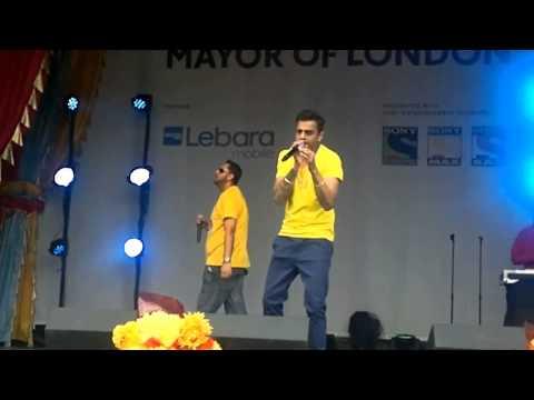 Juggy D  Sohniye @ Vaisakhi On The Square 2013