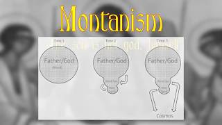 Video: In 177 AD, Montanism taught from the Father came the Son, then the Holy Spirit - Lorence Yufa (Milwaukee Athiests)