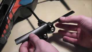 Parrot AR.Drone Rotoren und Kugellager wechseln (HD) (3D)