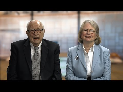 Bill Sr. and Mimi Gardner Gates | Giving Voice To The Community