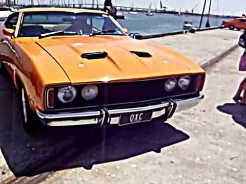 FORD falcon  500 XC COUPE