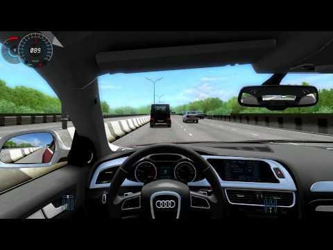 City Car Driving 1.3.3 Audi S4 2010