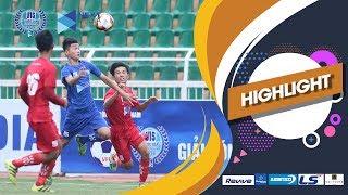 Highlight U15 TP. Hồ Chí Minh 0-4 U15 Thanh Hóa | VCK U15 Quốc Gia Next Media 2019 | VFF Channel
