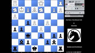 Thunderhorse I Warzone Chess Tournament [12]