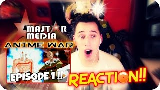 GODS AMONGST HEROES!!| Anime War Episode 1 RISE OF THE EVIL GODS REACTION!!