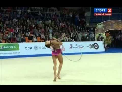 Goodbye, Evgenia Kanaeva