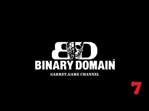 Binary Domain.7 серия.Погоня.