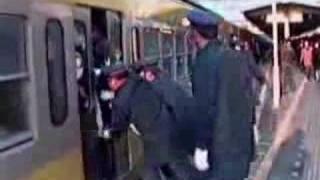 Thumb Metro de Japón versus Metro de Caracas en la HORA PICO