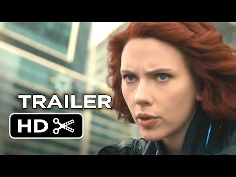 Avengers: Age of Ultron Official Trailer #3 (2015 ) - Avengers Sequel Movie HD