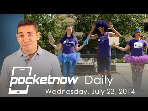iPhone 6 clone functions, Moto X+1 leaks, Samsung Gear VR app & more - Pocketnow Daily