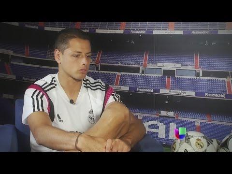 Hablamos en exclusiva con Javier 'El Chicharito' Hernández