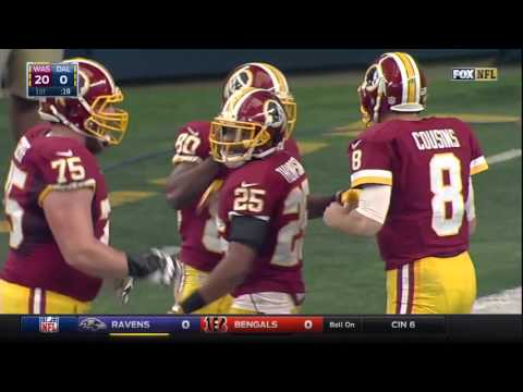 Nfl 2016 01 03 Redskins Vs Cowboys Condensed Game Part