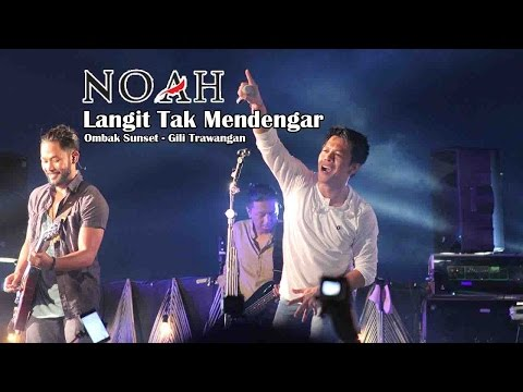 download lagu 'Sunset Concert' NOAH - Langit Tak Mende gratis
