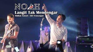 download lagu 'sunset Concert' Noah - Langit Tak Mendengar  Ombak gratis