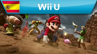 Super Smash Bros. for Wii U - Tráiler de lanzamiento
