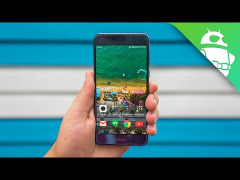 Honor 8 Review!