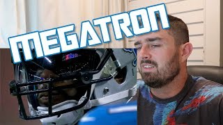 "Rugby Fan Reacts to Calvin Johnson ""MEGATRON"" NFL  Career Highlights"