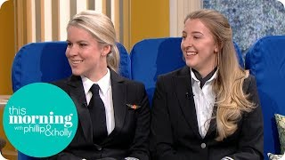 Airline Pilots Talk About Life Inside the Cockpit | This Morning
