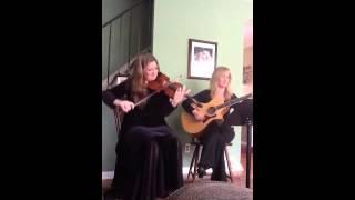 Ashokan Farewell, violin and guitar duo
