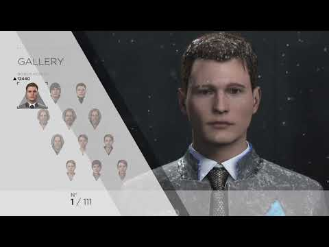 Detroit: Become Human | Connor's Outfits